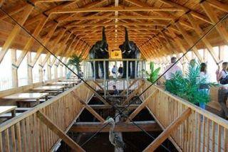 Interior Johan's Noah's Ark Netherlands