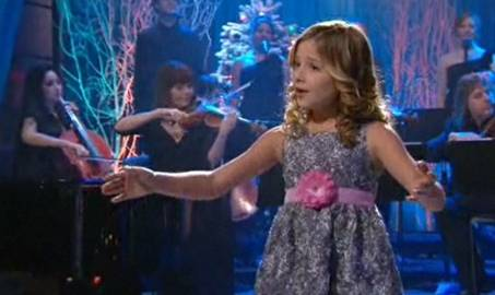Jackie Evancho, the Angelic Voice of a Child
