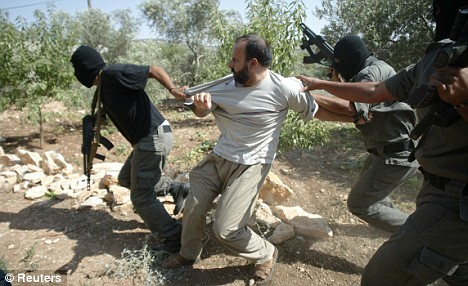 Hamas occupies Fatah