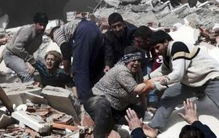 Turkey Earthquake 2011.2