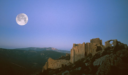 Ancient Cathar Lost Israelite Strongholds