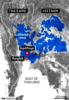 Floods Southeast Asia
