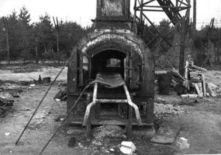 Crematorium Bergen-Belsen