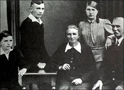 Family of Cardinal Joseph Ratzinger