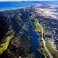 The San Andreas Fault up near San Francisco
