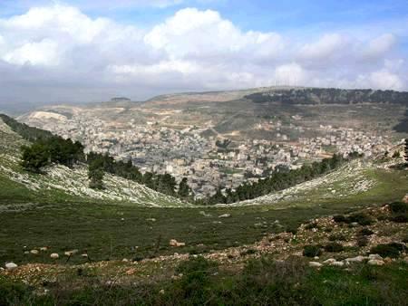 Biblical Heartland of Israel