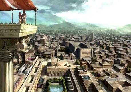 Persepolis capital Persia