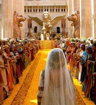 Queen Esther Throne Room Persia