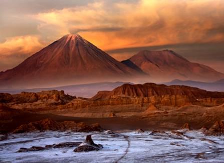 Valley of the Moon San Pedro de Atacama