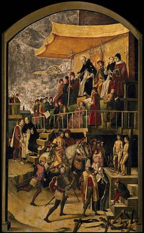 St. Dominic Inquisition