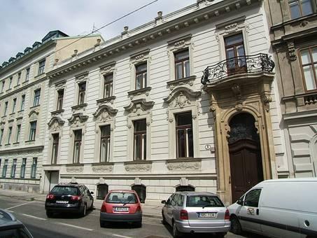 Palais Nathaniel Rothschild