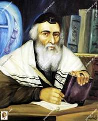 Jewish Rabbi Eliyahu of Vilna