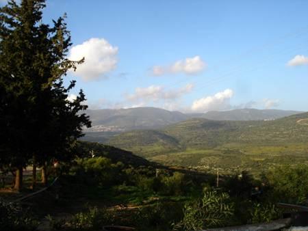 Shomron heartland Biblical Israel
