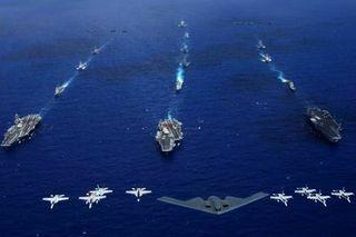 American Naval Superiority