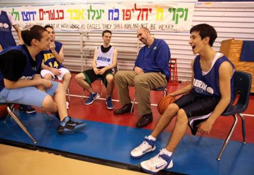 Jewish Basketball Sabbath Playoff1