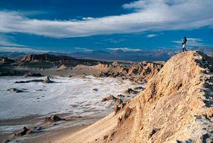 Salt Mountain Range  San Pedro Atacama