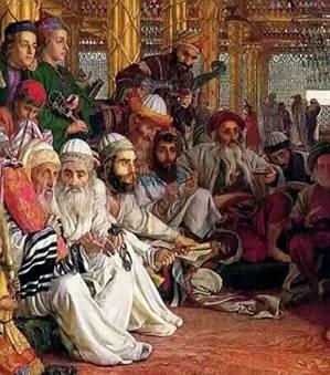 Pharisees of Beit Shammai