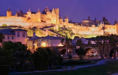 Cathar City of Carcassonne