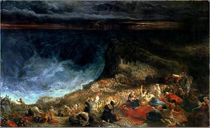 Pharaoh's Hosts Red Sea
