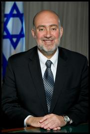 Israel's U.N. Ambassador Ron Prosor