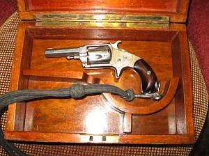 Missing Flare Gun of the Titanic