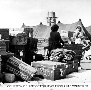 Jewish Immigrants to Israel exiled Arab Countries
