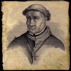 Spanish Inquisitor Tomas de Torquemada