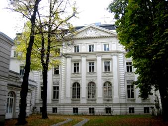 Rothschild-Springer Palace at Metternichgasse