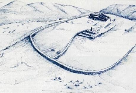 Outdoor Sacrificial Site by Mount Ebal