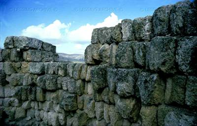 Sebaste Capital of King Omri 3