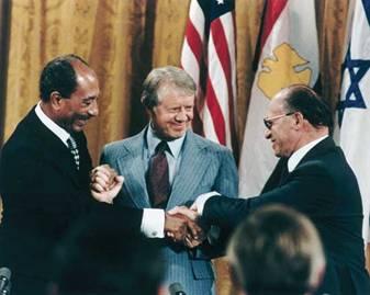 Camp David Accords (1978)