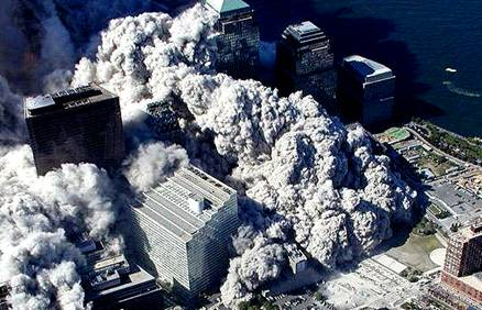 911 Destruction Twin Towers