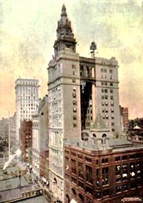 Manhattan Life Building New York