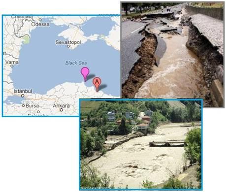 Seismic Tectonic Black Sea