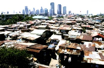 Modern Slums of New York