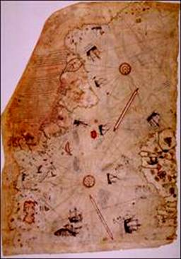 Piris Re'is Map 1515