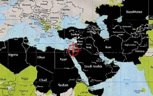 Muslim Brotherhood Caliphate targets Jerus