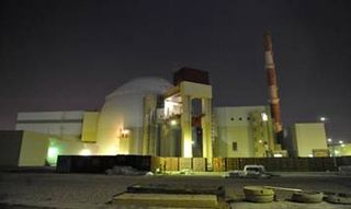 Iran's First Nuclear Power Plant