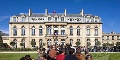 Palais de Élysée