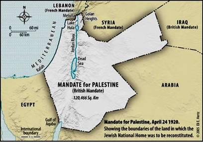 Palestine Eretz Yisra'el