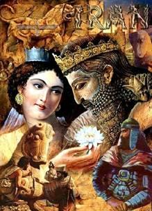 Queen Esther and Achashverosh