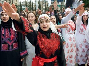 Nakba festival in Beirut