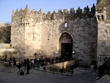 Northern Damascus Gate