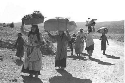 Jewish Refugees on the Move to Israel
