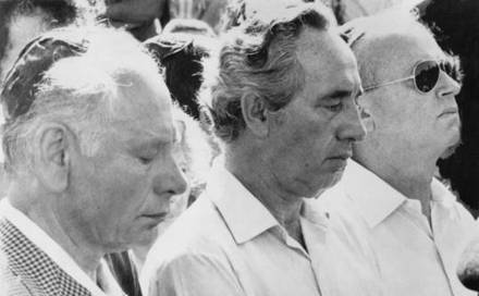 Netanyahu Peres Rabin