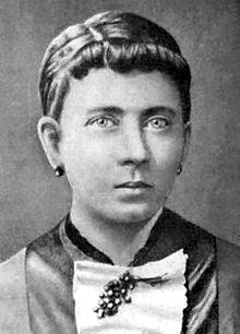 Klara Pölzl, the mother of Adolf Hitler