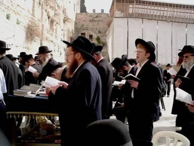 Jews Spiritual Guardians World