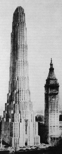 Met Life 29-story Tower New York