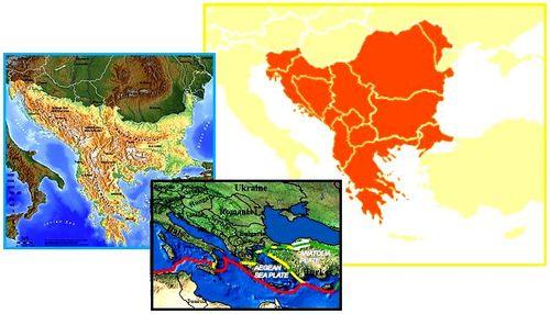 Balkan  Region Earth Changes