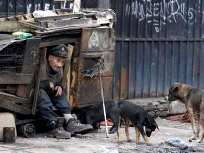 Modern American Poor in New York (2)